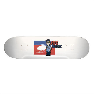 Joe Air Ambulance Custom Skateboard