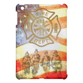Joe American Fire Dept iPad MINI Case