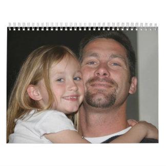 Joe and Alyssa's 07 Calendar