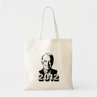 Joe Biden 2012 Tote Bag