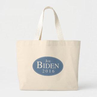 JOE BIDEN 2016 OVALESQUE -.png Canvas Bags