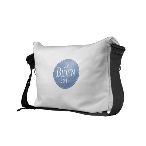 JOE BIDEN 2016 OVALESQUE -.png Courier Bag