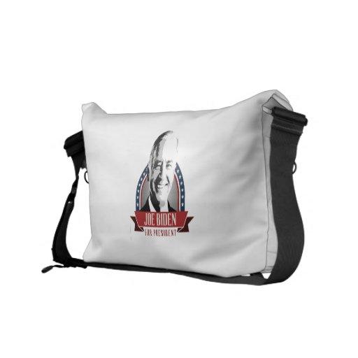 JOE BIDEN 2016 SPANGLE -.png Courier Bag