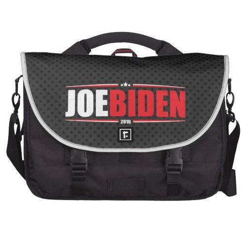Joe Biden 2016 (Stars & Stripes - Black) Commuter Bag