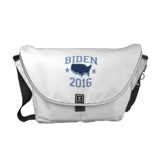 JOE BIDEN 2016 UNITER.png Courier Bags