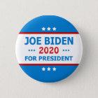 Joe Biden for President 2020 6 Cm Round Badge