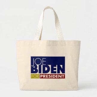 Joe Biden for President V1 Canvas Bags