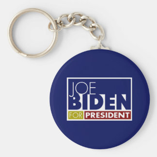 Joe Biden for President V1 Keychains