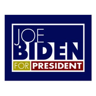 Joe Biden for President V1 Postcards