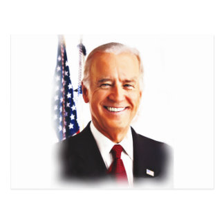 Joe Biden-For USA President 2016 Postcard