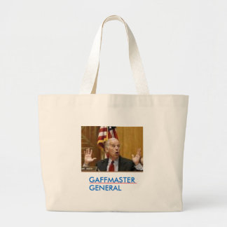 Joe Biden Gaffmaster General Tote Bags