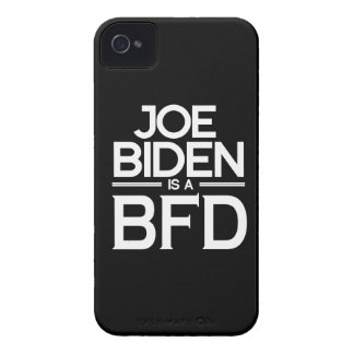 JOE BIDEN IS A BFD.png Case-Mate iPhone 4 Case