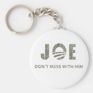 Joe Biden - Nobody Messes With Him Key Ring
