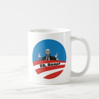 Joe Biden - 'Oh, Snap!' Coffee Mug