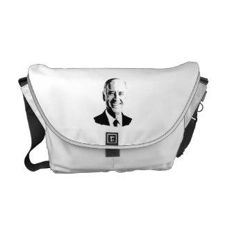 JOE BIDEN -- png Messenger Bags