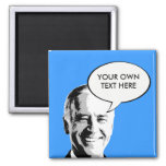 JOE BIDEN --.png Square Magnet