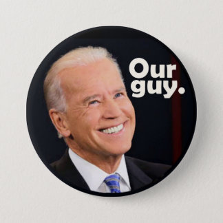 Joe Biden President 2016 7.5 Cm Round Badge