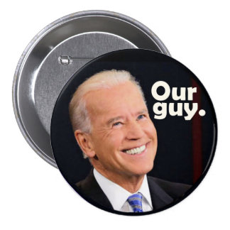 Joe Biden President 2016 7.5 Cm Round Badge