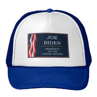 Joe Biden President V3 Trucker Hats