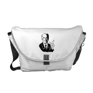 JOE BIDEN SAYS -.png Messenger Bag