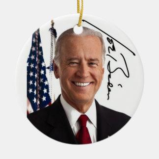 Joe Biden Signature Ornament