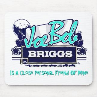 Joe Bob Briggs Mouse Mat