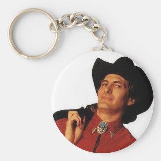 Joe Bob keychain