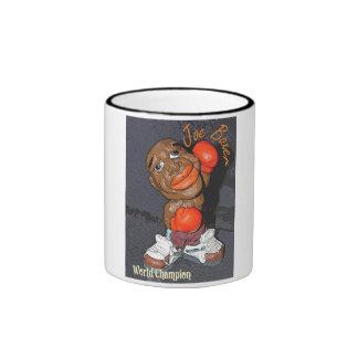 Joe Boxer Ringer Coffee Mug