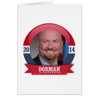 JOE DORMAN CAMPAIGN CARDS