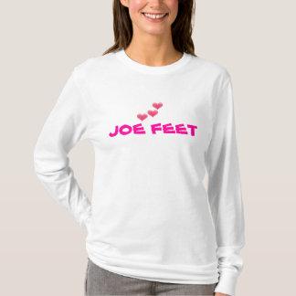 JOE FEET LADIES HOODIE