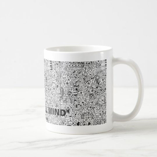 "Joe Gande ""A MUSICAL MIND"" Mug"