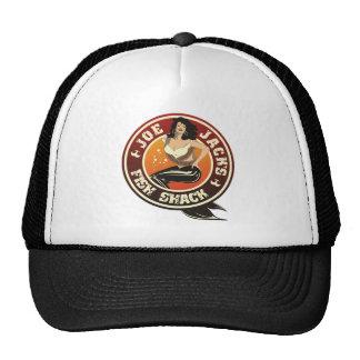 Joe Jack s Fish Shack Mesh Hat