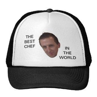 Joe Kirtland - The Best Chef in the World Cap