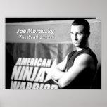 """Joe Moravsky """"The Weatherman"""" Poster"""