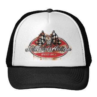 Joe Morris Art Speed shop trucker hat