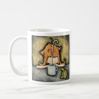 """joe"" - ninjagrl coffee mug"