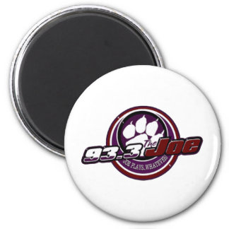Joe products 6 cm round magnet
