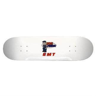 Joe Red EMT Skate Board