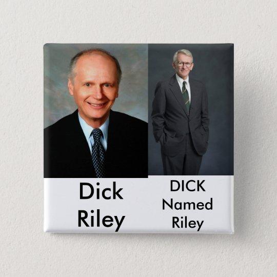 joe riley, Evil! - Customised - Cu... - Customised 15 Cm Square Badge