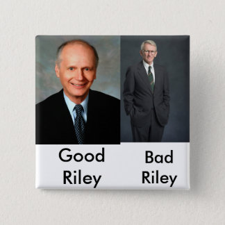 joe riley, Evil! - Customized - Cu... - Customized 15 Cm Square Badge