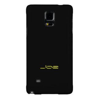 Joe Samsung Galaxy Black cover Galaxy Note 4 Case