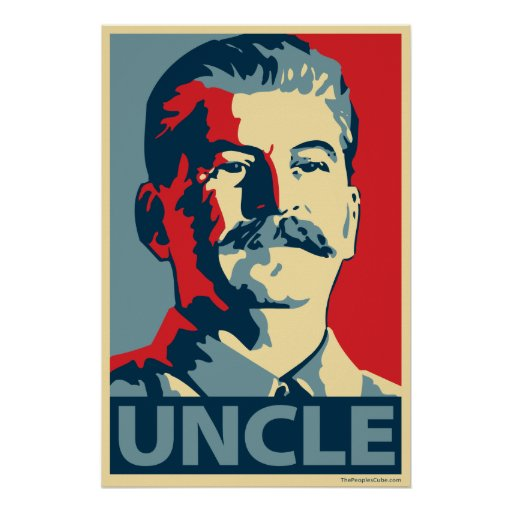 Joe Stalin - Uncle: OHP Poster