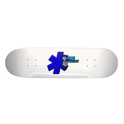 Joe star of life Large Skateboard Deck