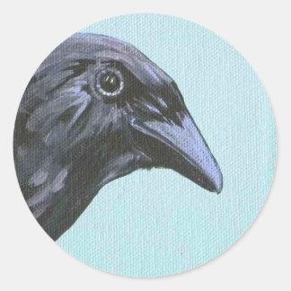 Joe Round Sticker