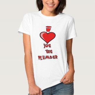 Joe the Plumber Tee Shirts