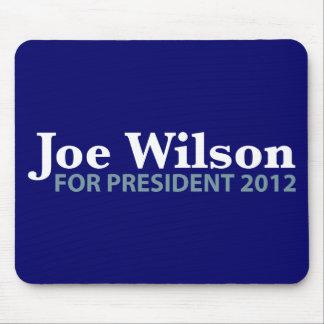Joe Wilson for President 2012 Mouse Pads
