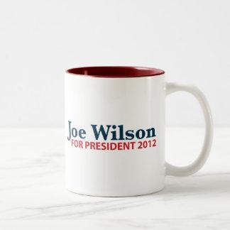 Joe Wilson for President 2012 Coffee Mugs