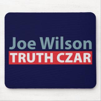 Joe Wilson Truth Czar Mouse Pads