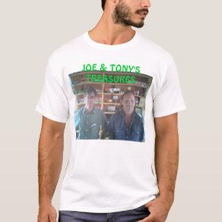joeandtony, JOE & TONY'S TREASURES T-Shirt