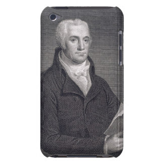 Joel Barlow (1754-1812), engraved by Asher Brown D iPod Touch Case-Mate Case